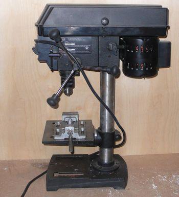 drill press 8 jobmate id 69 protospace wiki rh wiki protospace ca Hobby Drill Press Hobby Drill Press